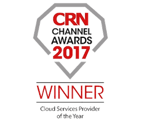 Cloud Services Provider of the Year Winner - CRN Channel Awards